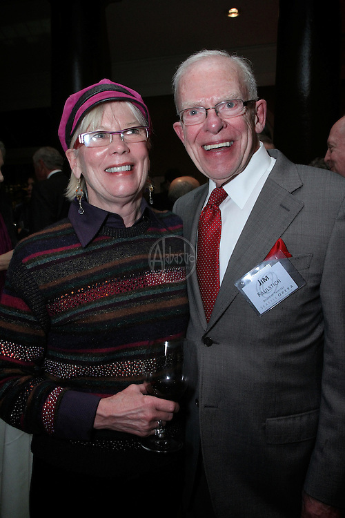 Seattle Opera Holiday Party and Board Meeting Dec. 2012.