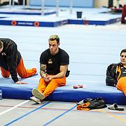 NLD/Nijverdal/20160305 - Turninterland Nederland - Spanje, Bart Deurloo