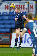 Stephen Kelly of Ross County during the Scottish Premiership match between Ross County FC and St Johnstone FC at the Global Energy Stadium, Dingwall, Scotland on 2 January 2021