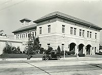 1932 Fire station in Hollywood