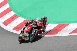 June 17, 2018 - Montmelo, Catalunya, Spain - Fabio QUARTARARO of France and HDR Speed Up Racing competes during Gran Premi Monster Energy de Catalunya (Grand Prix of Catalunya), Moto2 race, on June 17, 2018 at the Catalunya racetrack in Montmelo, near Barcelona, Spain (Credit Image: © Manuel Blondeau via ZUMA Wire)