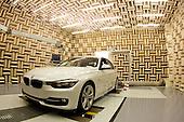 BMW F30 launch Rosslyn Plant