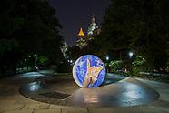 Night Installation - Earth Potential