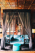 Inside house built in 1889 by East Borneo Company at 137 Pillar's House hotel, Chiang Mai