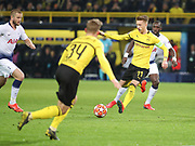 Marco Reus of Dortmund during the Champions League round of 16, leg 2 of 2 match between Borussia Dortmund and Tottenham Hotspur at Signal Iduna Park, Dortmund, Germany on 5 March 2019.