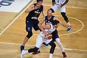 Alessandro Gentile<br /> Nazionale Italiana Maschile Senior - 2019 Torneo dell'Acropoli<br /> Italia Italy -  Serbia Serbia<br /> FIP 2019<br /> Atene, 17/08/2019<br /> Foto GiulioCiamillo/ Ciamillo