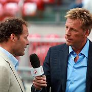 NLD/Amsterdam/20070802 - LG Amsterdams Tournament 2007, Danny Blind word geinterviewd door Edward van Cuilenborg