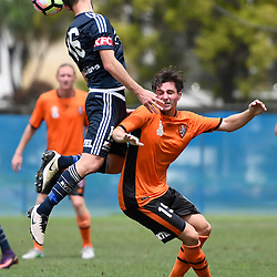 12th November 2016 - Y-League RD1: Brisbane Roar v Melbourne Victory
