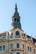 Generali Building at Platz der Menschenrechte, Vienna, Autria