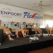 NLD/Oosterbeek/20060321 - Presentatie nieuwe dames wielerploeg Buitenpoort - Flexpoint Team