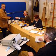 Stemmen Landelijke verkiezingen 2003