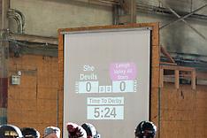 Penn Jersey She Devils vs Lehigh Valley All Stars 3-7-20