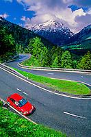 Maloja Pass, Switzerland