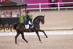 Fry Charlotte, GBR, Everdale, 134<br /> Olympic Games Tokyo 2021<br /> © Hippo Foto - Dirk Caremans<br /> 27/07/2021