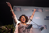 BET's 106th & Parks announcing BET Award Nominees On-Air at 106th & Park in NYC