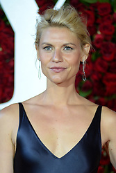 June 12, 2016 - New York, NY, USA - June 12, 2016  New York City..Claire Danes attending the 70th Annual Tony Awards at The Beacon Theatre on June 12, 2016 in New York City. (Credit Image: © Kristin Callahan/Ace Pictures via ZUMA Press)