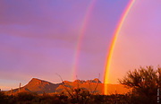 RAINBOW FORCEPTS | hold Picture Rocks in Tucson, Arizona on the first day of  2020. Was NOT an accurate preview of the year in retrospect...