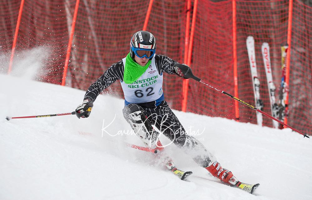 J1 J2 Open Slalom at Gunstock, Gilford, NH