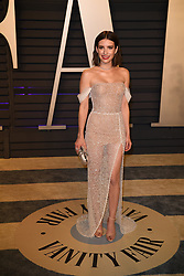 Emma Roberts attending the 2019 Vanity Fair Oscar Party hosted by editor Radhika Jones held at the Wallis Annenberg Center for the Performing Arts on February 24, 2019 in Los Angeles, CA, USA. Photo by David Niviere/ABACAPRESS.COM