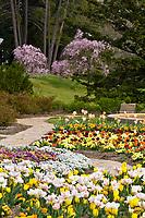 Italian Garden, Maymont, Richmond, Virginia USA