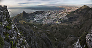 Cape Town Table Mountrain South Africa Cape Town Table Mountain South Africa panorama