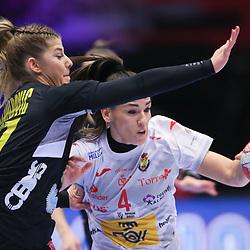 2020-12-15: Montenegro - Spain - Main Round
