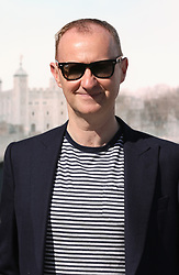Mark Gatiss attends the European premiere of Christopher Robin at the BFI Southbank in London.