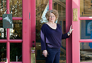 Mara Lavitt -- Special to the Hartford Courant<br /> March 9, 2016, Deep River<br /> Poet Gray Jacobik at home in Deep River.
