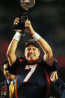 ©2006 Tom DiPace Photography<br /> All Rights Reserved<br /> <br /> John Elway DENVER BRONCOS 1.25.98<br /> SBXXXII<br /> BY TOM DIPACE©<br /> <br /> <br /> <br /> By Tom DiPace©