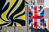 Queens Park Union Flags