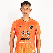 THAILAND - JUNE 25: Kantapon Sompittayanurak #34 of Nakhonratchasrima Mazda FC on June 25, 2019.<br /> .<br /> .<br /> .<br /> (Photo by: Naratip Golf Srisupab/SEALs Sports Images/MB Media Solutions)
