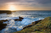 Sunset at Mendocino Headlands State Park, California