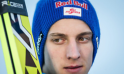 31.12.2013, Olympiaschanze, Garmisch Partenkirchen, GER, FIS Ski Sprung Weltcup, 62. Vierschanzentournee, Qualifikation, im Bild Gregor Schlierenzauer (AUT) // Gregor Schlierenzauer (AUT) during qualification Jump of 62nd Four Hills Tournament of FIS Ski Jumping World Cup at the Olympiaschanze, Garmisch Partenkirchen, Germany on 2013/12/31. EXPA Pictures © 2014, PhotoCredit: EXPA/ JFK