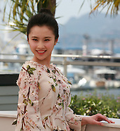 Coming Home film photo call Cannes Film Festival