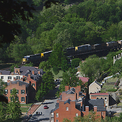 Harpers Ferry, A Day in May