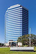 City Tower Building in Orange California