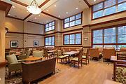 Hotel Photo Shoot Great Room-Challenging Lighting