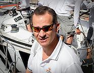 King Felipe attends Copa del Rey, Palma de Mallorca 06-08-2016