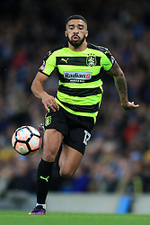1st March 2017 - FA Cup - 5th Round (Replay) - Manchester City v Huddersfield Town - Tareiq Holmes-Dennis of Huddersfield - Photo: Simon Stacpoole / Offside.