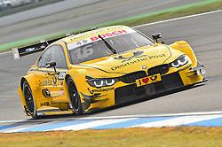 Timo Glock (BMW Team RMG)  beim DTM Saisonfinale in Hockenheim<br /> <br />  / 161016<br /> <br /> ***German Touring Car Championship in Hockenheim, Germany, October 16, 2016 ***