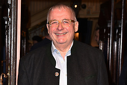 May 29, 2019 - London, United Kingdom - Christopher Biggins seen during The Starry Messenger' press night at Wyndham's Theatre in London. (Credit Image: © James Warren/SOPA Images via ZUMA Wire)