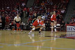 21 November 2009: Mallory Leggett. The Missouri State Lady Bears take on the Illinois State Lady Redbirds at Redbird Arena on the campus of Illinois State University in Normal Illinois.