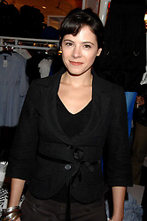 Actress ELAINE CASSIDY at a party to celebrate the opening of the new H&M store at 234 Regent Street, London on 13th February 2008.<br /><br />NON EXCLUSIVE - WORLD RIGHTS