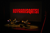 "VIDEODROOM Chantal Acda & Eric Thielemans ""Koyaanisqatsi"""