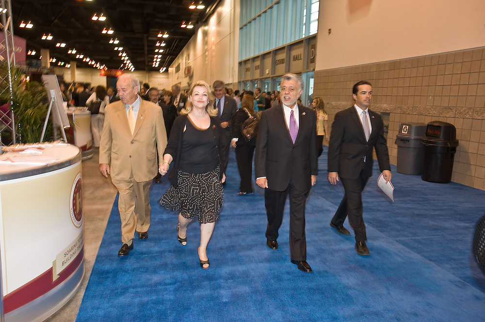 United States Hispanic Chamber of Commerce 30th Annual National Convention & Business Expo, Denver, Colorado, September 16-19, 2009.
