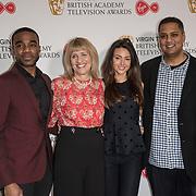 Virgin TV BAFTA TV Nominations Press Conference, London, UK