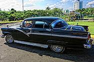 Old Ford in Cienfuegos, Cuba.
