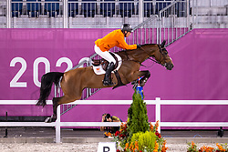 Houtzager Marc, NED, Dante, 371<br /> Olympic Games Tokyo 2021<br /> © Hippo Foto - Dirk Caremans<br /> 04/08/2021
