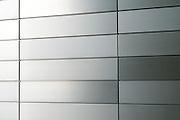 Silver wall