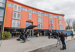 14.11.2017, Gartenhotel Altmannsdorf, Wien, AUT, SPÖ, Pressekonferenz nach Präsidiumsklausur. im Bild Feature Gartenhotel Altmannsdorf // during media conference of the austrian social democratic party in Vienna, Austria on 2017/11/14. EXPA Pictures © 2017, PhotoCredit: EXPA/ Michael Gruber